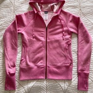 Pink Patagonia Hoodie Size Small
